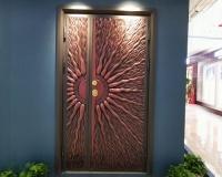 鋼木質門2